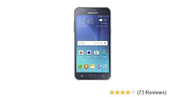 501f8bb6d56 Amazon.com: Samsung Galaxy J7 J700H/DS Dual Sim Factory Unlocked Smart  Phone - International Version - Black: Cell Phones & Accessories