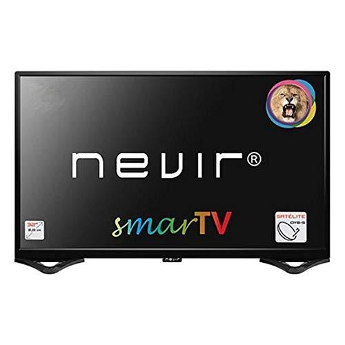 Nevir 8050 TV 32 LED Smart TV 2xUSB 3xHDMI Negra