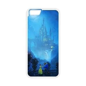 Disney Castle Custom Case for Iphoneiphone 5s, Personalized Disney Castle Case