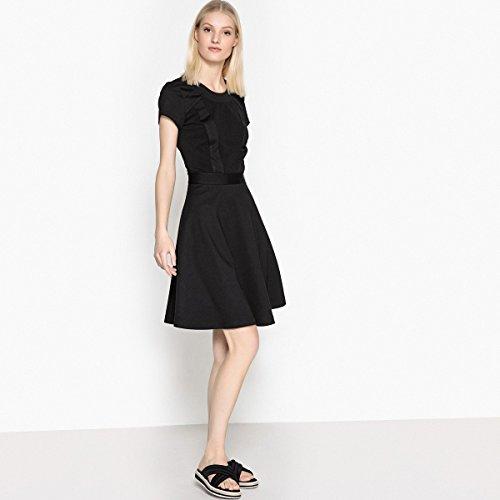 Redoute Colourblockingstil Kleid R Alinie La Schwarz Mademoiselle Frau dxpdXq