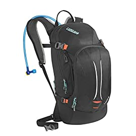 CamelBak Women's 2016 L.U.X.E. Hydration Pack 7 <p>This pack is an all-terrain hero. The L.U.X.E. carries enough gear for a full day of mountain biking, with a narrow-gauge design that lets your focus on the ride, not your pack. The 3 liter reservoir holds enough water for rides of 3+ hours, and the pack offers extra storage for anything the trail might throw at you (or your bike): keys, helmet, a layer, lunch and bike tools. The XV back panels keep air moving over your back, and the removable waist belt keeps everything in place during bumpy rides. Thanks to the women's-specific design, the velvetex-lined shoulder and chest straps will fit comfortably on your chest without chafing, and the shorter pack length offers a better ergonomic fit. The L.U.X.E is the perfect balance of cargo and hydration in a feature rich, narrow-gauge design Antidote Reservoir Features Quick Link System, easy open/close cap, lightweight fill port, dryer arms, center baffling and low-profile design Features XV back panel, magnetic tube trap, women's-specific s-curved harness and bike tool organizer pocket Designed to carry helmet, multi-tool, pump, spare tube, extra layer, lunch, phone, keys CamelBak Got Your Bak Guarantee: If we build it, we'll Bak it with our lifetime guarantee</p>