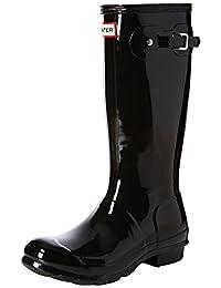 Hunter Original Kids Mid-Calf Rubber Rain Boot