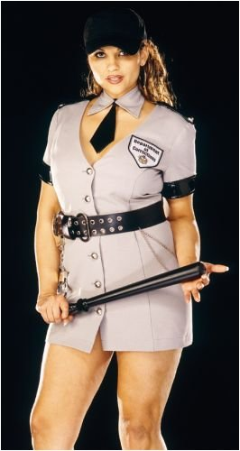 Corrections Officer 1X 2X (Prison Guard Costume Women)