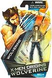 X-Men Origins Wolverine Movie Series 3 3/4 Inch Action Figure Wolverine with Jacket