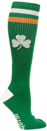 Ireland Green Tube Socks