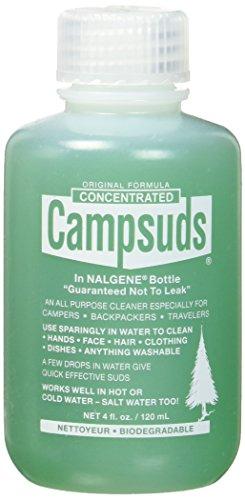 Sierra Dawn Campsuds All-Purpose Cleaner in Nalgene, 16-ounce
