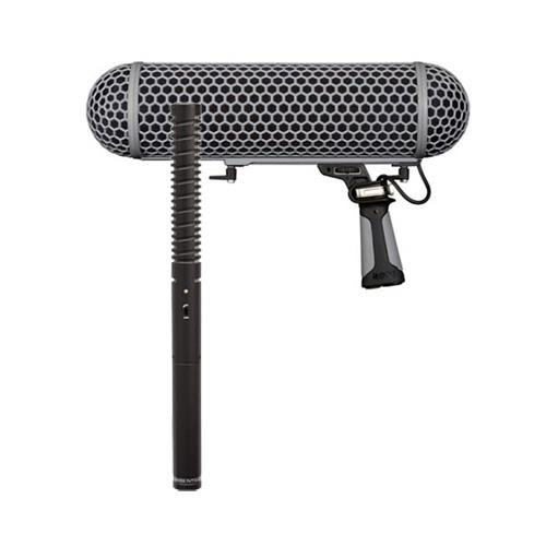 Rode NTG-2 Dual Powered Directional Shotgun Microphone w/Rode Blimp,Shock Mount
