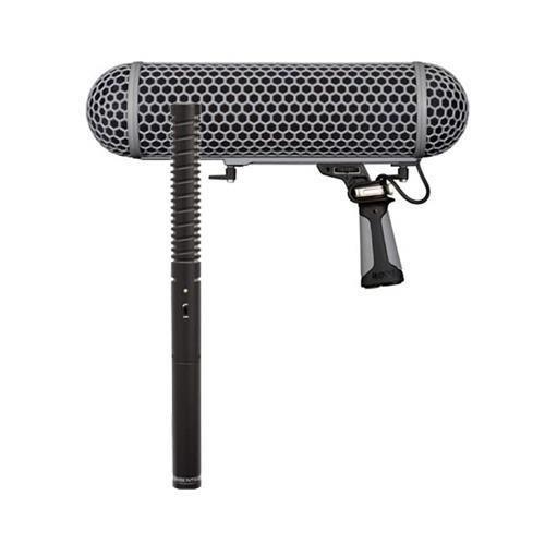 Rode NTG-2 Dual Powered Directional Shotgun Microphone w/Rode Blimp,Shock Mount (Rode Ntg Condenser 1)