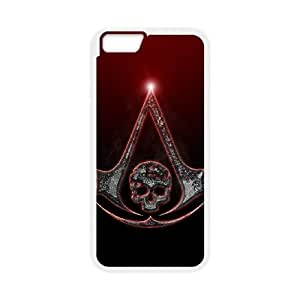 Assassin's Creed iPhone 6 4.7 Inch Cell Phone Case White Q6864809