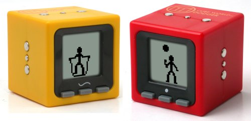 Radica Cube World Dodger & Whip Interactive Game by Mattel