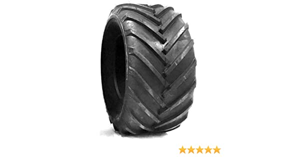 26x12.00-12 Fieldmaster Bar Lug Traction Tire 4PLY New Tire Garden Tire