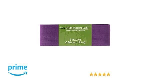 Dritz Notions DRI9591 Elastic Soft Waistband 2 Violet