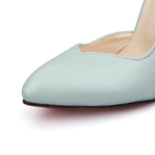 BalaMasa Sandales EU APL10377 Bleu Bleu 5 36 Femme Compensées rZC5xrP