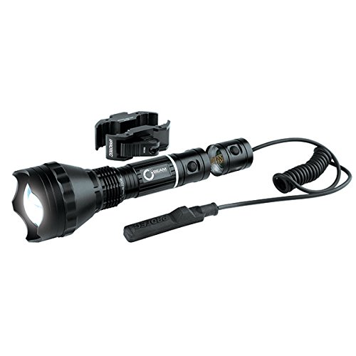 Nebo Sports 5939 Iprotec O2 Beam Firearm Light