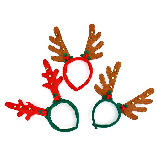 Reindeer Headband - 4