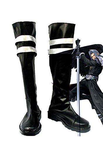 Final Fantasy Vii Ff7 sephiroth Cosplay Kängor Skräddarsydd 2