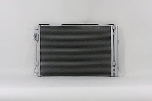 Condenser Hyundai A/c (A-C Condenser - Pacific Best Inc For/Fit 3979 12-13 Hyundai Accent Sedan Hatchbak 10/1/11-12 Kia RIO Sedan/Rio5 W/ATC A-C CONDENSER)