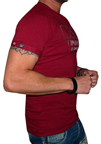 Cipo&Baxx T-Shirt Super Optik Grössen S-M-L-XL