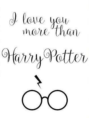 HARRY POTTER QUOTE \