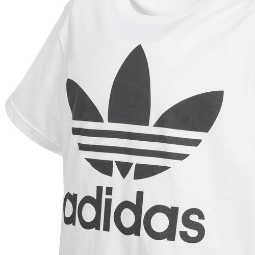 adidas Originals Boys' Youth Trefoil Tee 5