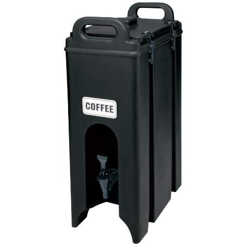 Cambro (500LCD110) 4-3/4 gal Beverage Carrier - Camtainer Cambro Beverage Dispenser