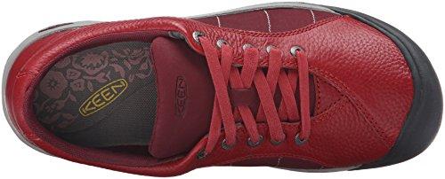Keen Women's Presidio Shoe Red (Red Dahlia Ii) cheap sale 2014 clearance genuine fashionable cheap clearance 9r0hUpCmh