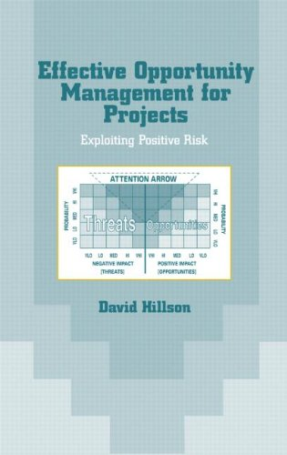 Effective Opportunity Management for Projects: Exploiting Positive Risk (Center for Business Practices)
