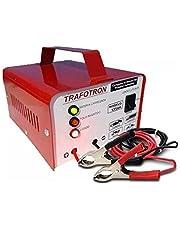 Carregador de Bateria Veicular 12v Carro e Moto CF5