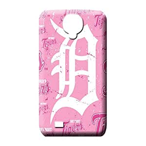 samsung galaxy s4 Extreme New Style High Grade phone carrying covers detroit tigers mlb baseball