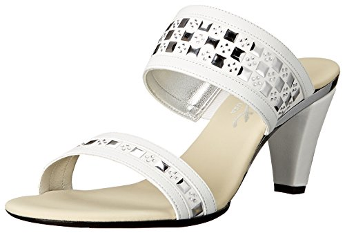 Chess White Women's O Dress Onex NEX Sandal TH4xRSOW