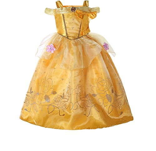 HalloweenCostumeParty 2017 idea The Best Rank Choice 10 Costumes for Toddlersild & Kids (S(6), Belle)