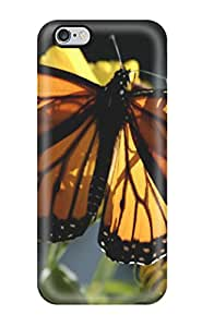 Areebah Nadwah Dagher's Shop Iphone Cover Case - Monarch Protective Case Compatibel With Iphone 6 Plus 1545434K94755397