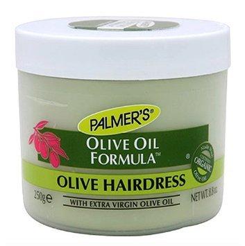 Palmers Olive Oil Formula - Palmers Olive Hairdress with Vitamin-E Jar 8.8oz