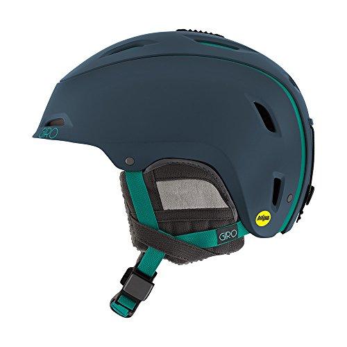 Giro Stellar MIPS Snow Helmet 2016 - Women's Matte Turbulence/Turquoise ()