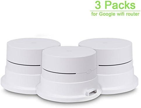 BWORPPY Soporte para Montaje en Pared para Google WiFi, Soporte ...