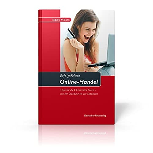Cover des Buchs: Erfolgsfaktor Online-Handel: Tipps für die E-Commerce-Praxis (VLB Reihenkürzel: TD585 - Textilwirtschaft Management)