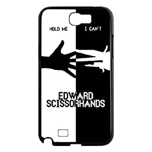 QSWHXN Edward Scissorhands Phone Case For Samsung Galaxy Note 2 N7100 [Pattern-2]