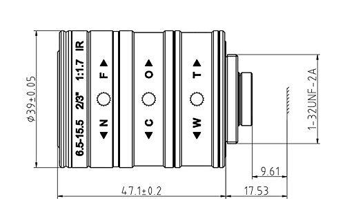 Shenzhen Lightlns Optical 23VM065155C 2/3