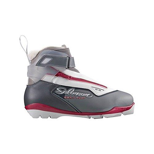 Chaussures Siam GRIS 7 Pilot Salomon Femme wYUqY