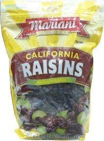 Mariani Premium California Raisins / 100% natural