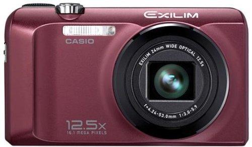 【年中無休】 CASIO EXILIM デジタルカメラ EXILIM レッド レッド EX-H30RD レッド EX-H30RD B004M8RPIQ, Epoca select shop:1fc46312 --- vanhavertotgracht.nl