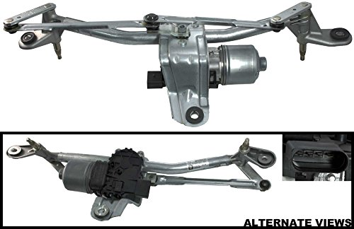 APDTY 713348 & 22664679 Windshield Wiper Motor & Transmission Linkage Assembly Fits 2005-2010 Chevy Cobalt 2007-2010 Pontiac G5 2005-2006 Pontiac Pursuit (Replaces 22695004, 25830165, 22664679)