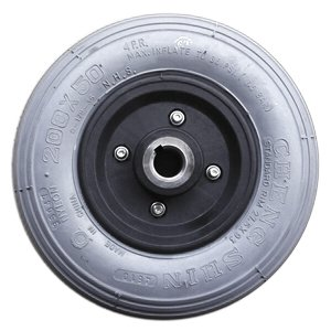 Cheng Shin 200X50 C179 (Foamed-Filled) Gray Tire/Tyre wit...