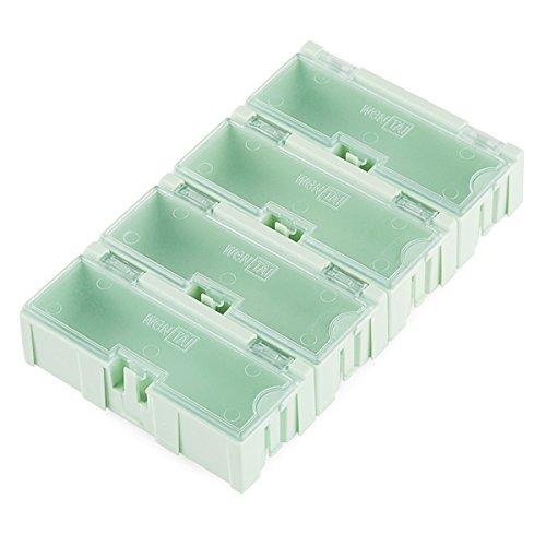 Modular Plastic Storage Box - Medium