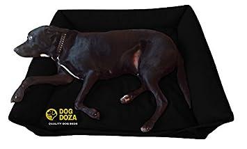 Impermeable perro sofá cama por perro doza Reino Unido Durable cómodo mucho más espacio interior que