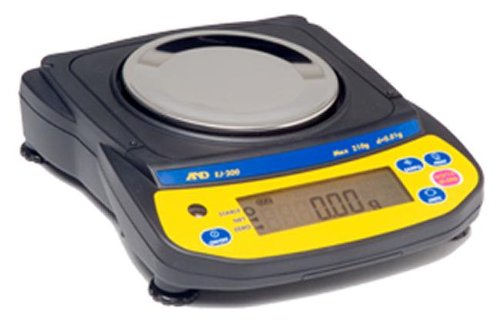 A&D EJ-410 Precision Lab Balance 410gx0.01g,pan size 4.3'', Compact Portable Jewelry Scale,5 year warranty,New