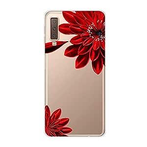 Funda Compatible con Samsung Galaxy A7 2018/A750,Carcasa ...