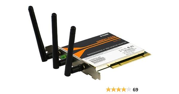 DWA-547 - D-Link Tarjeta WiFi N