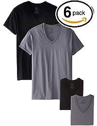 Men's Tucked V-Neck T-Shirt