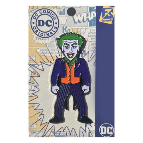 (DC Comics Joker Pin)